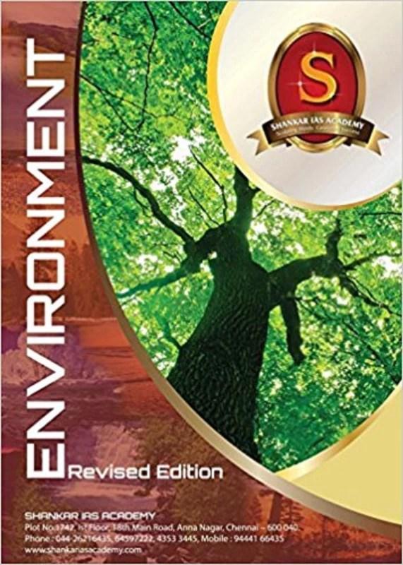 ENVIRONMENT By SHANKAR(English, Paperback, Shankar IAS Academy)