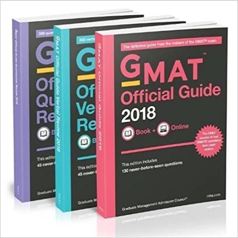 GMAT Official Guide 2018 Bundle: Books + Online (Paperback)(ENGLISH, Paperback, by GMAC (Graduate Management Admission Council))