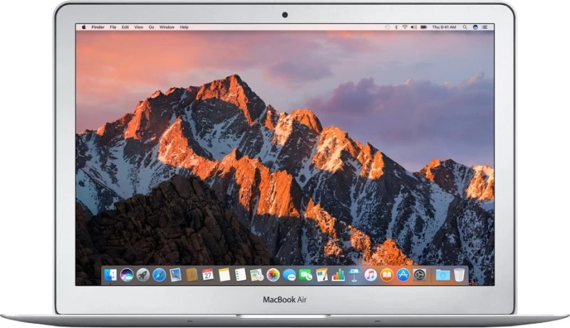 Apple MacBook Air Core i5 5th Gen - (8 GB/128 GB SSD/Mac OS Sierra) MQD32HN/A A1466(13.3 inch, SIlver, 1.35 kg)