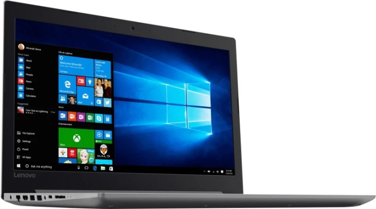 Lenovo Ideapad Core i7 7th Gen - (8 GB/1 TB HDD/Windows 10 Home/2 GB Graphics) IP 320E Laptop(15.6 inch, Grey, 2.2 kg)