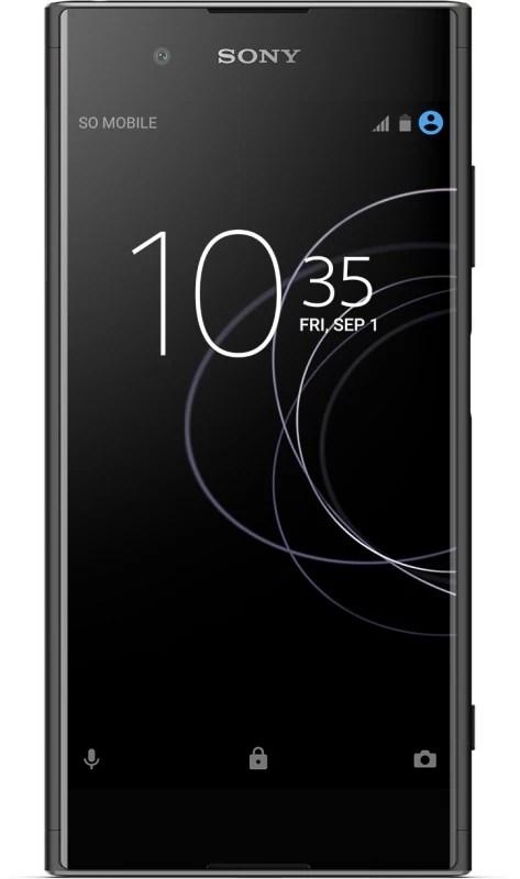 Sony Xperia XA1 Plus (Black, 32 GB)(4 GB RAM)