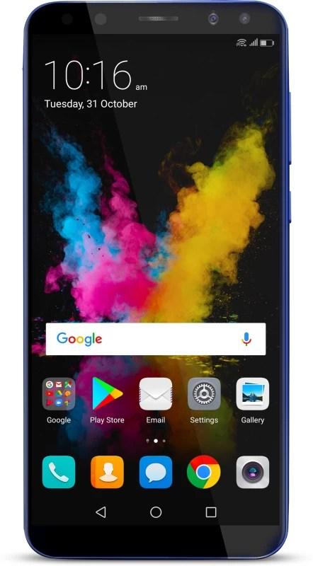 Honor 9i (Aurora Blue, 64 GB)(4 GB RAM)