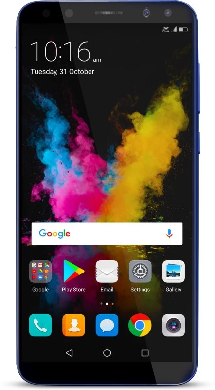 Honor 9i (Aurora Blue, 64 GB)(4 GB RAM)