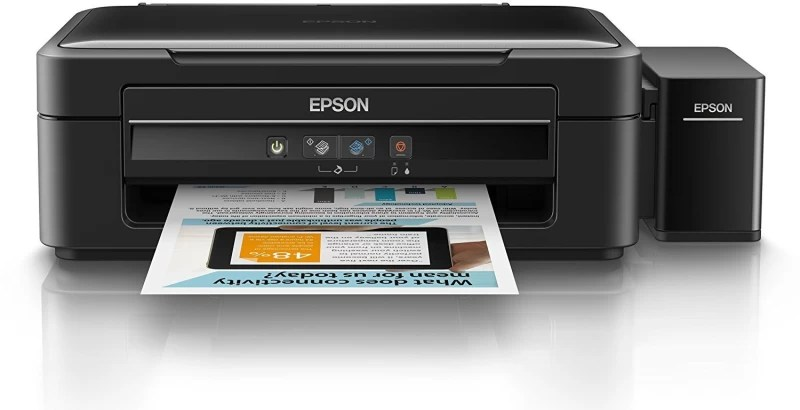 Epson L361 Multi-function Printer(Black, Refillable Ink Tank)