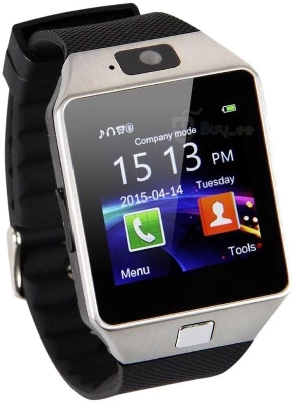 JM 657NWSMRT Smartwatch(Silver Strap Regular)