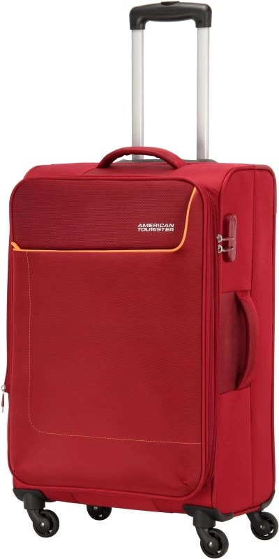 American Tourister Jamaica Expandable Check-in Luggage - 27 inch(Red)