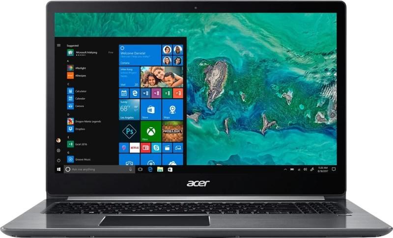 Acer Swift 3 Ryzen 5 Quad Core - (8 GB/1 TB HDD/Windows 10 Home) SF315-41 Laptop(15.6 inch, STeel Grey, 2.1 kg)