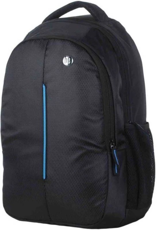 HP HP0008 20 L Laptop Backpack(Black)