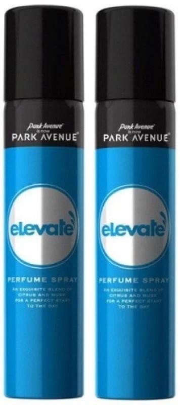 Park Avenue Elevate Perfume Spray 100g Buy 1 Get 1 Free Eau de Parfum - 116 ml(For Men)