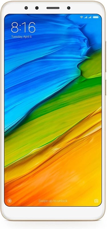 Redmi 5 (Gold, 32 GB)(3 GB RAM)