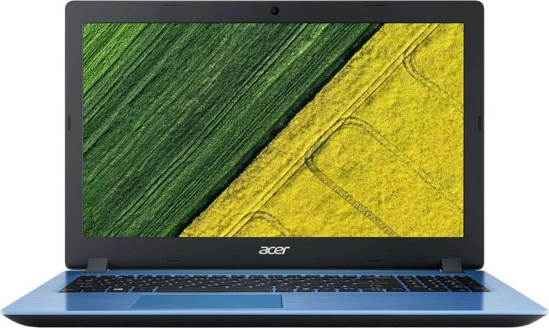 Acer Aspire 3 Pentium Quad Core - (4 GB/1 TB HDD/Linux) A315-31 Laptop(15.6 inch, Blue, 2.1 kg)