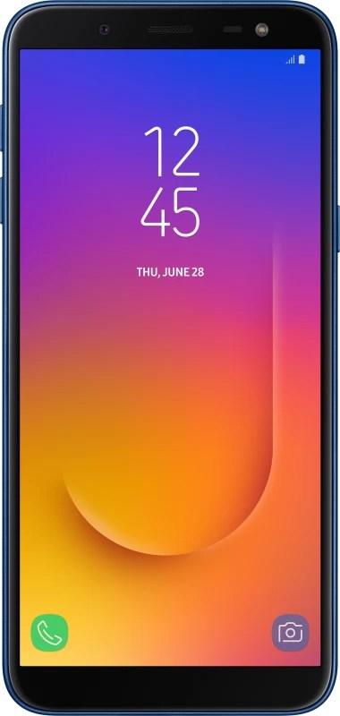 Samsung Galaxy J6 (Blue, 32 GB)(3 GB RAM)