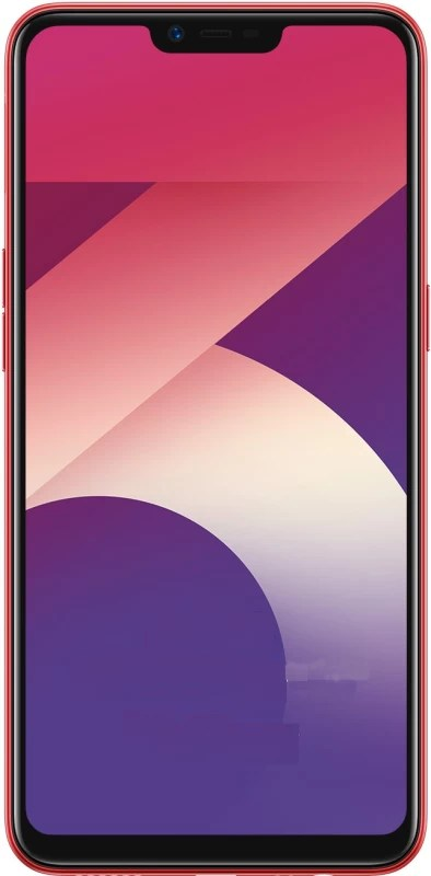 OPPO A3s (Red, 16 GB)(2 GB RAM)