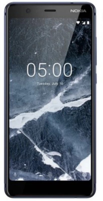 Nokia 5.1 (Black&Blue, 32 GB)(3 GB RAM)
