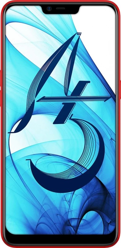 OPPO A5 (Diamond Red, 32 GB)(4 GB RAM)