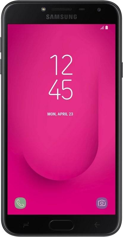 Samsung Galaxy J4 (Black, 32 GB)(3 GB RAM)
