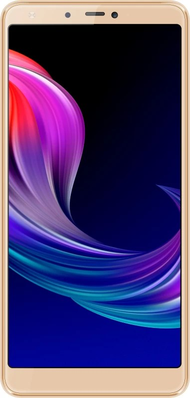 Panasonic Eluga Ray 600 (Gold, 32 GB)(3 GB RAM)