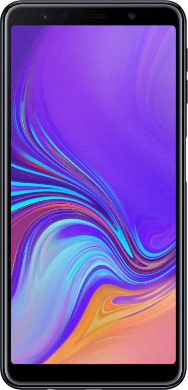 Samsung Galaxy A7 (Black, 64 GB)(4 GB RAM)