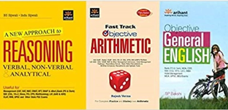 A New Approach To REASONING Verbal & Non-Verbal With Objective General English & Fast Track Objective Arithmetic Arihant Latest Edition(Paperback, Arihant Expert)