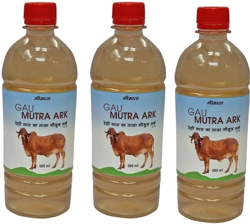 MAVEN & BLOOM Gau Mutra Ark (A2 Cow Urine)_pack of 3