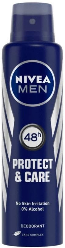Nivea Men Protect & Care Deodorant Deodorant Spray - For Men(150 ml)