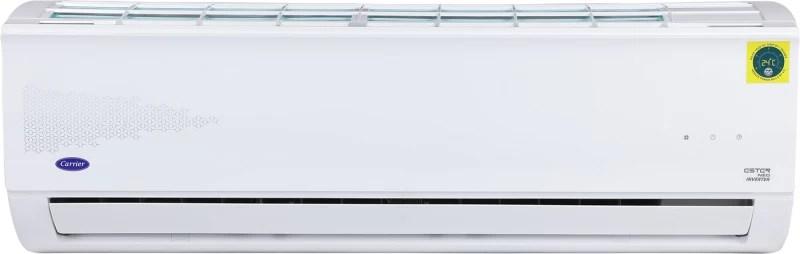 Carrier 1.5 Ton 5 Star Split Inverter AC - White(18K 5 Star Ester Neo Hybridjet Inverter R32 (I015) / 18K 5 Star Hybridjet Inverter R32 ODU (I015), Copper Condenser)