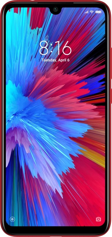 Redmi Note 7S (Ruby Red, 64 GB)(4 GB RAM)