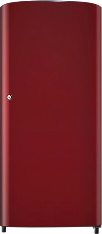 Samsung 192 L Direct Cool Single Door Refrigerator(Scarlet Red, RR19J20A3RH)