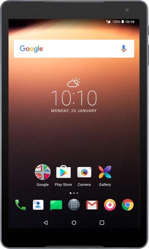Alcatel A3 10 16 GB 10.1 inch with Wi-Fi+4G(Volcano Black)