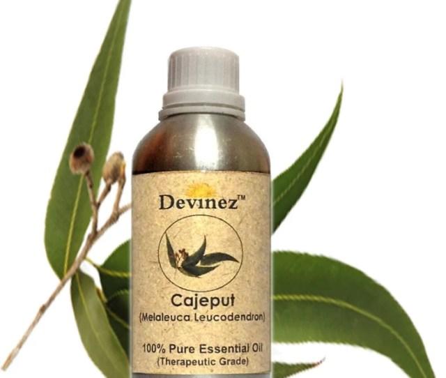 Devinez   Cajeput Essential Oil  Pure Natural Undiluted