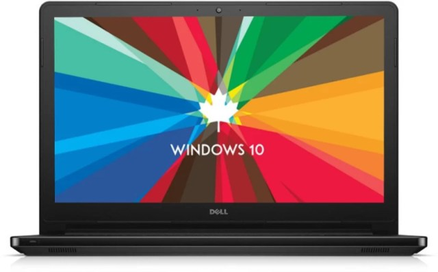 Dell Inspiron Core i3 6th Gen - (4 GB/1 TB HDD/Windows 10 Home) Z566136HIN9 5559 Notebook (15.6 inch, Black)