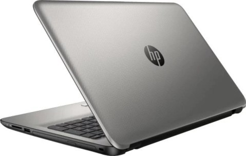 HP APU Quad Core A8 6th Gen - (4 GB/1 TB HDD/Windows 10 Home) Z1D89PA 15-bg002AU Notebook