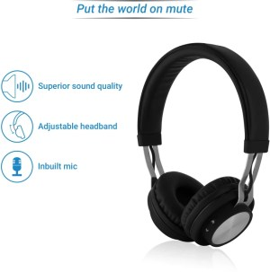 Flipkart SmartBuy Wireless Bluetooth Headset With Mic