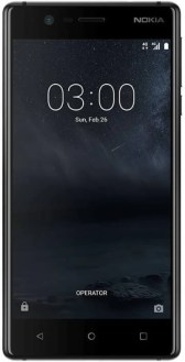 Nokia 3 (Matte Black, 16 GB)