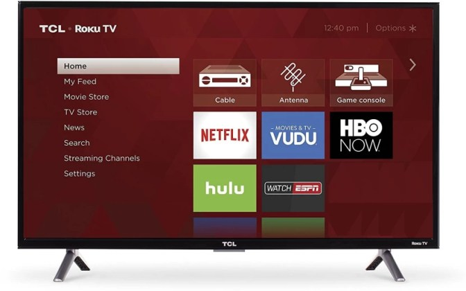 TCL 81cm (32 inch) HD Ready LED Smart TV
