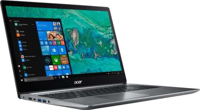 Acer Swift 3 Ryzen 5 Quad Core - (8 GB/1 TB HDD/Windows 10 Home) SF315-41 Laptop