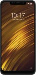 POCO F1 by Xiaomi (Graphite Black, 64 GB)
