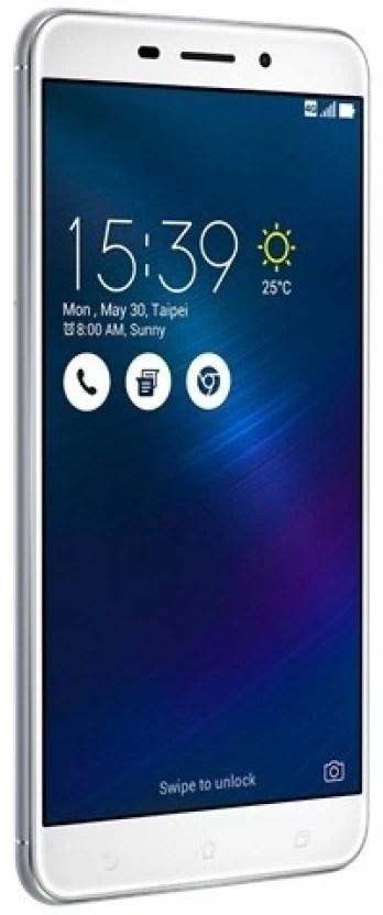 Asus Zenfone 3 Laser (Silver, 32 GB)  (4 GB RAM)