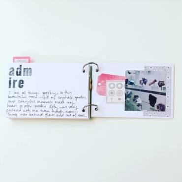 Mama Finch Museum Mini-Album for rukristin