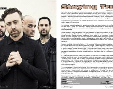 Rise Against: Wolves, Album Review