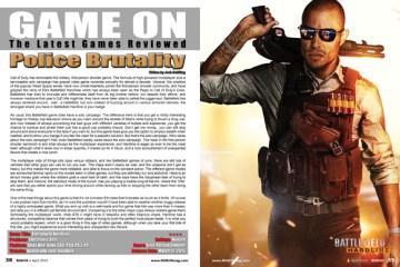Battlefield: Hardline, Game Review