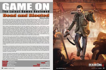 Dead Rising 4, Game Review