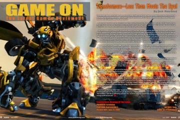 Transformers: Revenge, Game Review