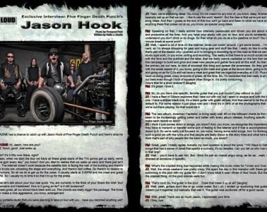 Five Finger Death Punch, Artist Interview