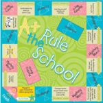 Rule the School Original Self-Advocacy Board Game