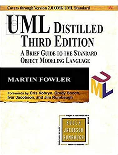 UML Distilled