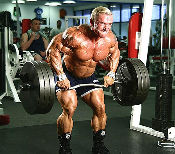 Takana laajimmat lihakset