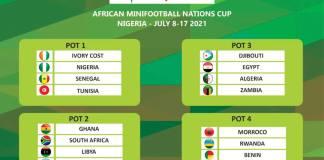African Minifootball
