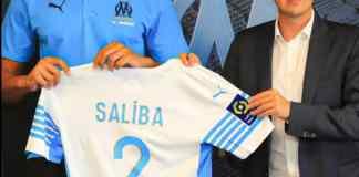 Marseille signs Saliba