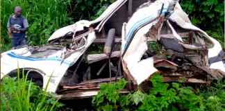 11 die in Kwara auto crash, Road Accident Claims Life Of Professional Football Team Member